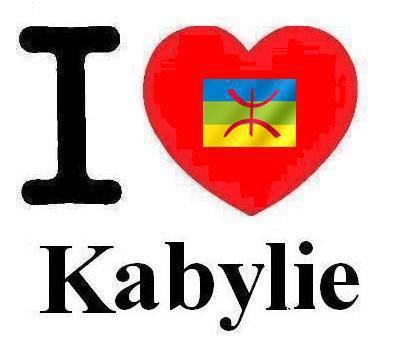 . I <3 Kabylie .