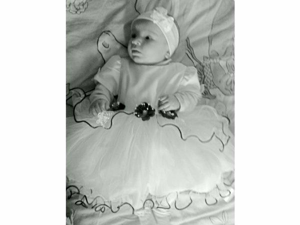 Le bateme marocain de ma fille!! le 15 MARS 2011