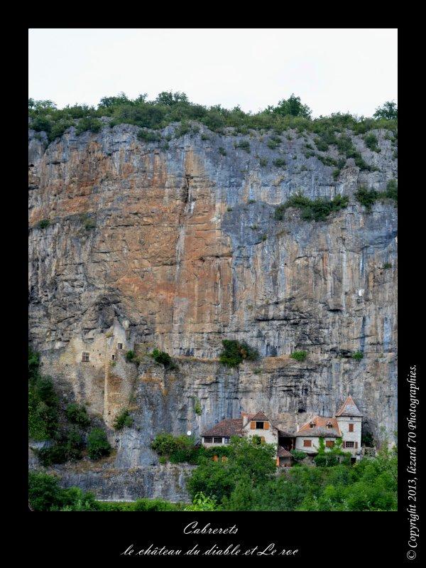 Photos de vacances à Cabrerets et ses alentours..
