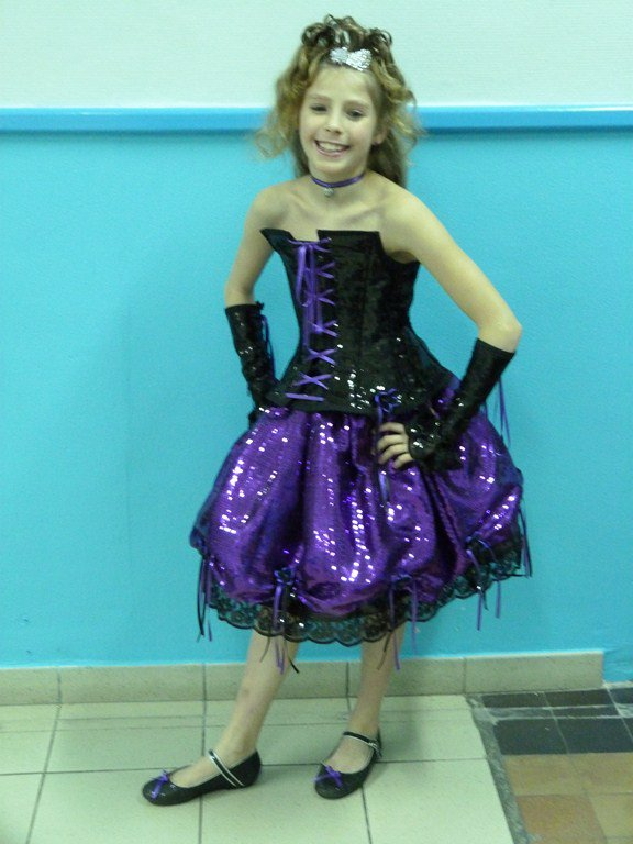 A Miss Pyjama a Raimbaucourt, le 10 février 2013