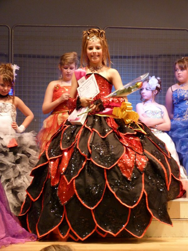 A Miss Beuvry, le 28 Avril 2013, Troisiéme Dauphine