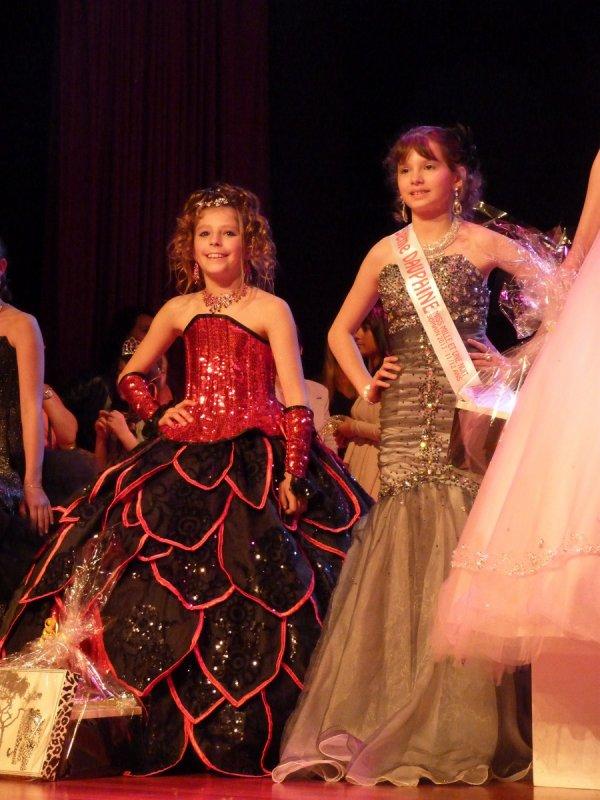 A Miss Mille et une nuit, à Somain, le 11 Mai 2013