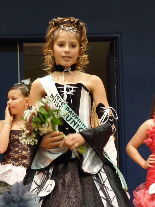 A Miss Automne, le 3 Novembre 2013 dans les Ardennes, Premiére Dauphine
