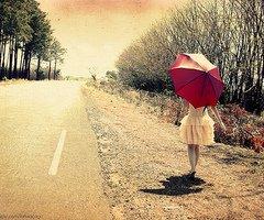 La solitude a mauvaise réputation, c'est pourtant le meilleur moyen d'imaginer, de penser, de se retrouver lorsque tout va mal...