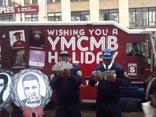 BIRTHAY BUS YMCMB