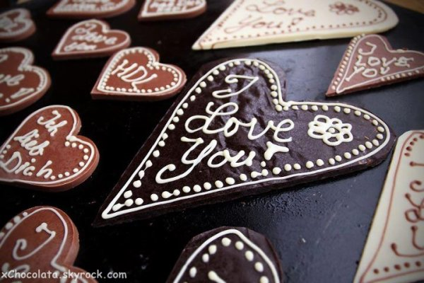 « Neuf personnes sur dix aiment le chocolat ; la dixième ment. »