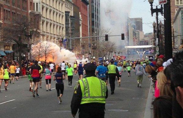 L'attentat du marathon de boston il y a 24h... un nouveau 11 septembre ?