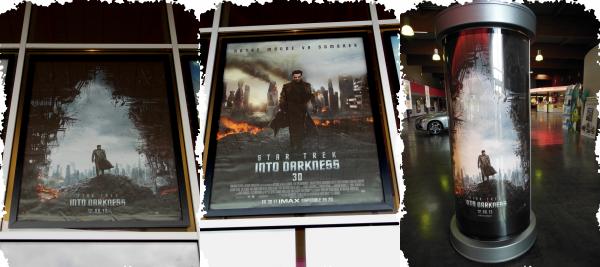 Sortie Ciné Star Trek Into Darkness