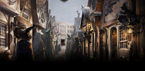 Chapitre 1 : Harry Potter - Le Secret de l'Immortel