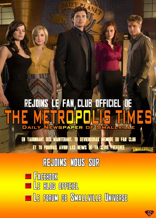 The Metropolis Times Magazine Octobre 2010 n°4 Couverture & Pages 1 à 5