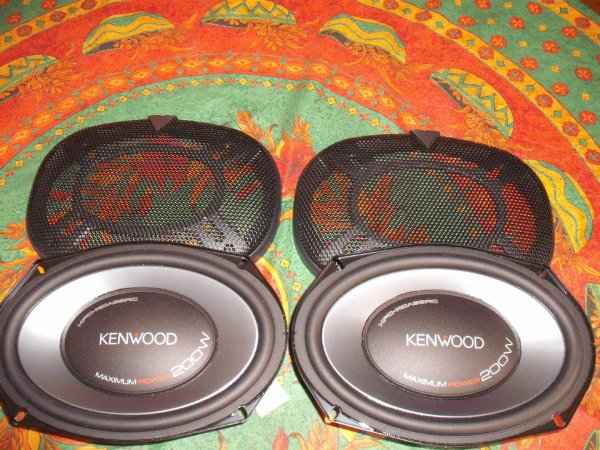 INSTALLATION KENWOOD