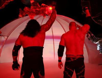 kane et undertaker