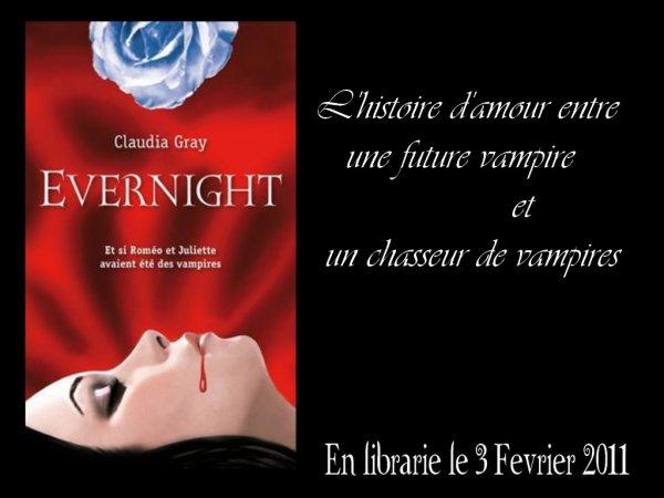 Evernight de Claudia Gray