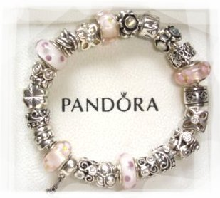 bracelet pandora chat