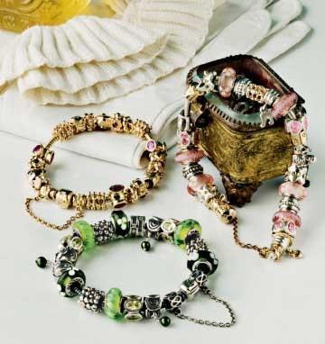 Le nouveau magazine de Pandora bijoux