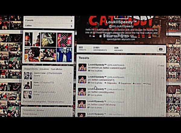On Twitter Follow me