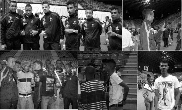 Selectionneurs Pôle Espoirs / Réunion et Créopolitains.. (Football)