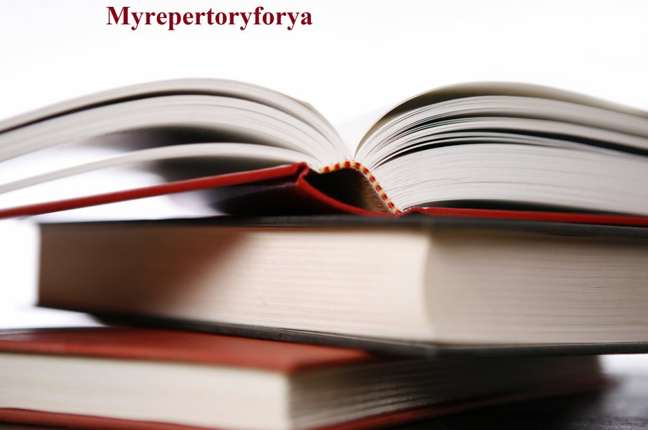 Myrepertoryforya