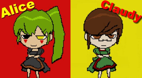 Alice & Claudy
