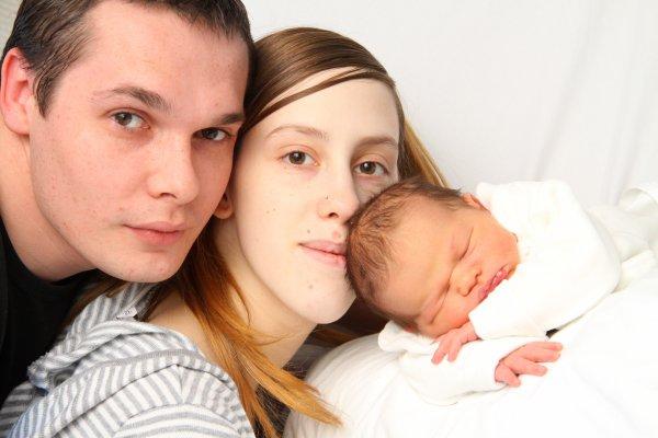 * Notre nouvelles vie une commencement en famille *