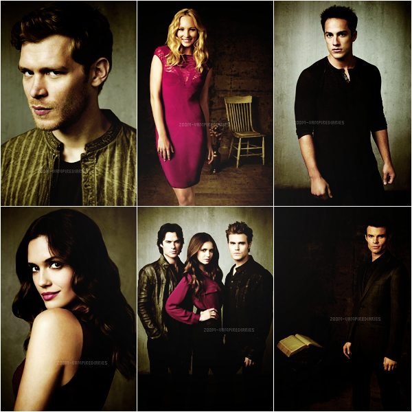 ZOOM-VAMPIREDIARIES.SKYROCK.COM || PHOTOS PROMOTIONELLES SAISON 4