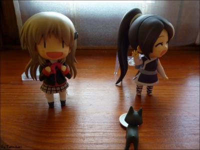 Les aventures de Mii-chan & Kari : Présentation...