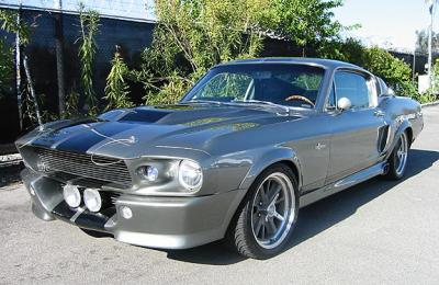 Ford mustang shelby voiture des annee 80 a 90 - Coupe annee 80 ...