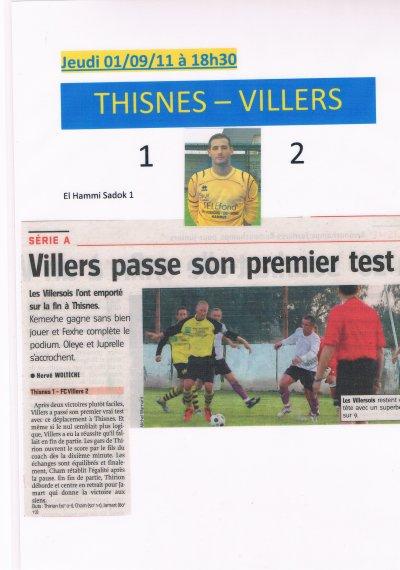le 01/09/11 WTH - Villers