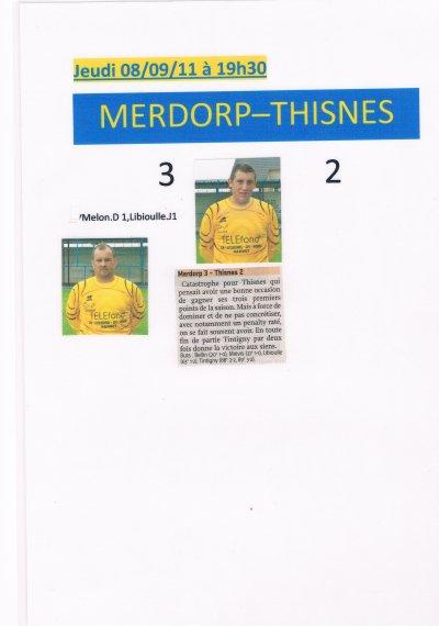 le 08/09/11 Merdorp - WTH