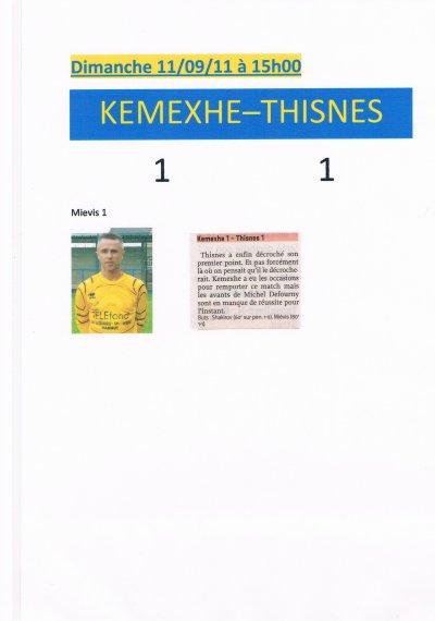 le 11/09/11 Kemexhe - WTH