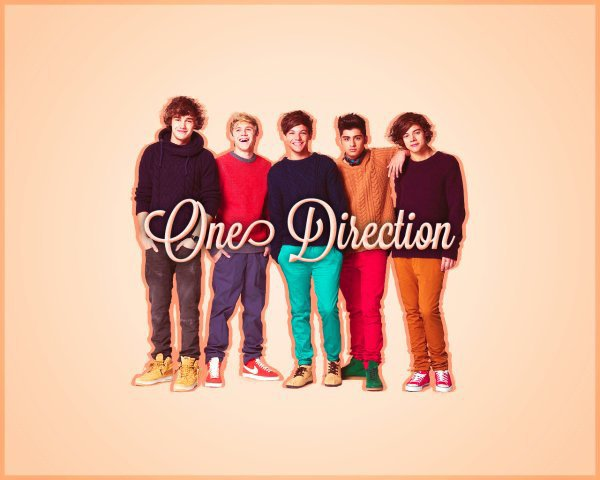 One Band,One Dream,One direction
