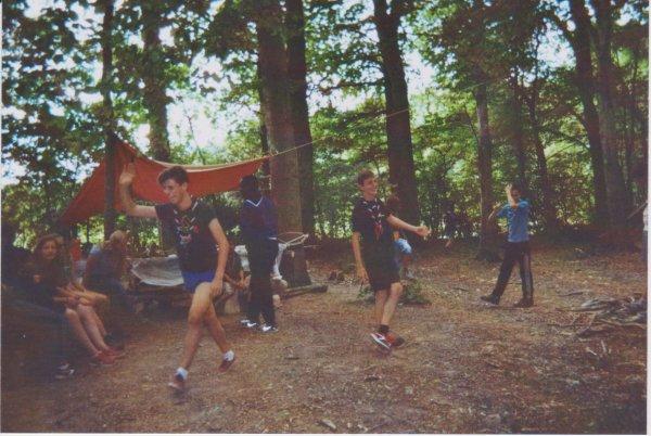 Camp 2016 ~ 28 juillet