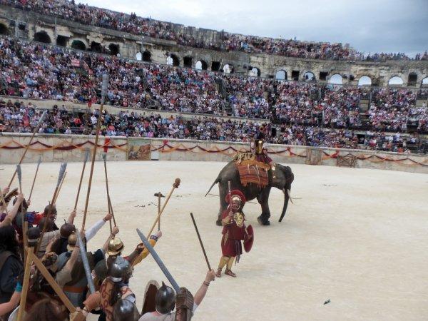 Grand jeu romain ! Ma troupe Carthago mise a l'honneur !
