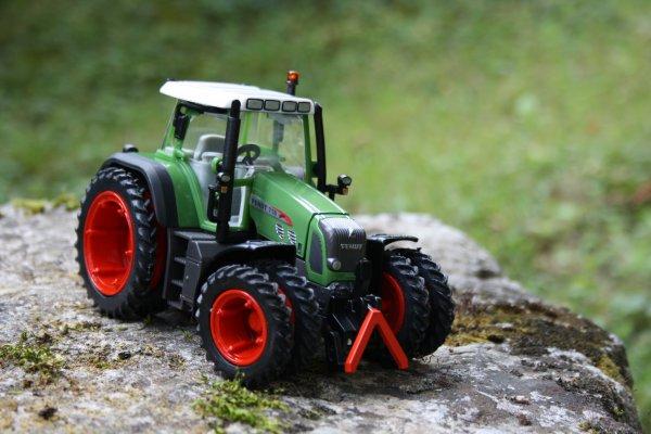 fendt 718 roues betteravières