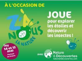 Z'à nous La Nature  ! 1ère édition au Jardin d'Acclimatation - Paris - Porte Maillot