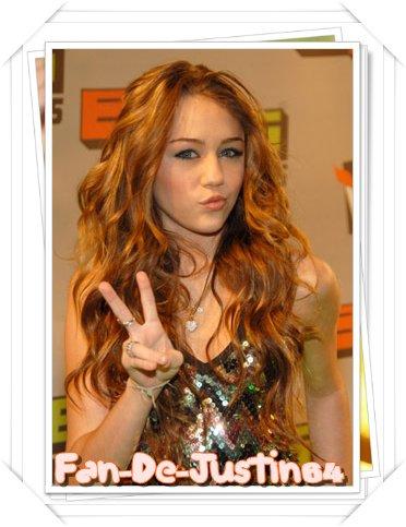 présentation de Miley Cyrus
