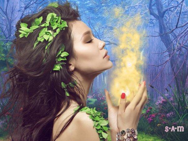 Amour de Magie