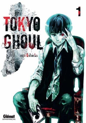 présentation et avis critique du manga TOKYO GHOUL