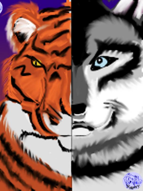Tigre/Loup