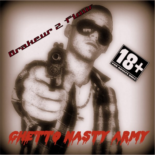 56 Vénère Style:En attendant Première Claque / Kobra-Ghetto Nasty Army (2013)