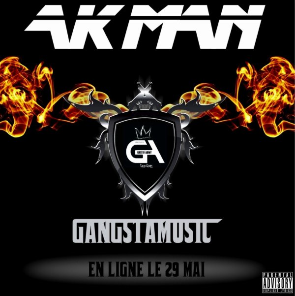 Akman-Gangsta Music