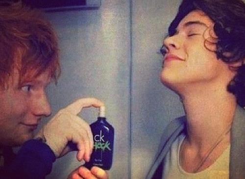 Ed et Harry ^^