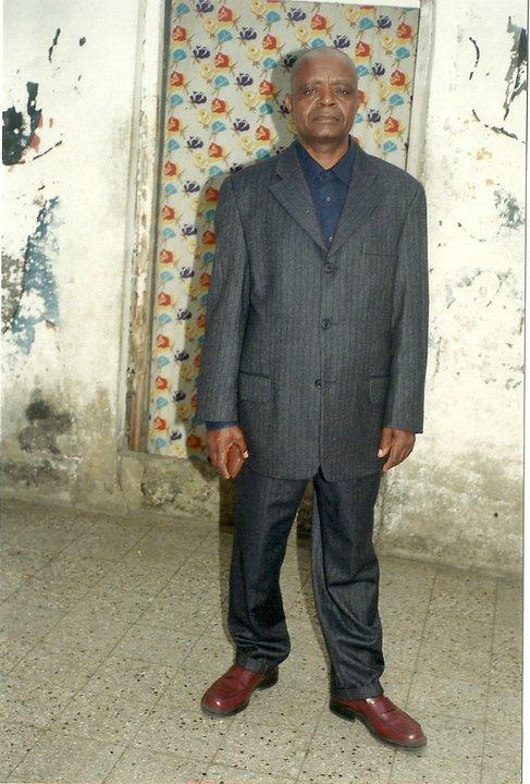 P.D.G DE L´HOTEL 404 MZEE NDONGALA ZACHARIE SIMON PRESIDENT DE PRESIDIUM