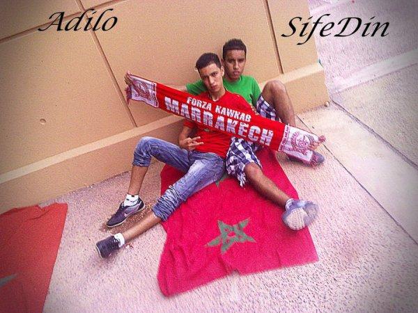 direction a marrakech (4/0) TjR AnA o KhOuYa AdIl