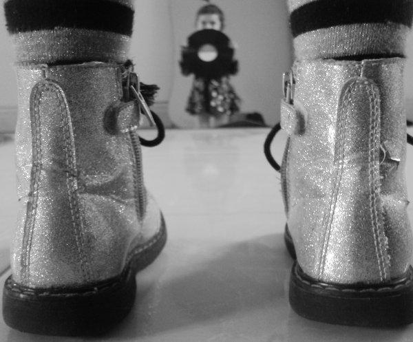 Shoes Paillettes