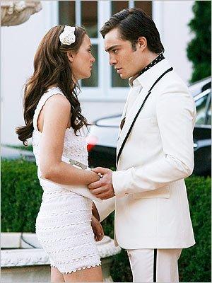 Blair et Chuck un couple compliqué