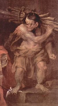 Caliban et Odilon Redon