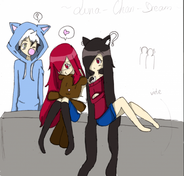 Commande de luna - chan - dream