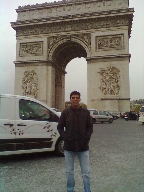 arc d triomphe a paris