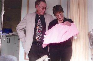 Nous - les Grands parents paternels de Kessy-Kenny-Kaëlly RENARD